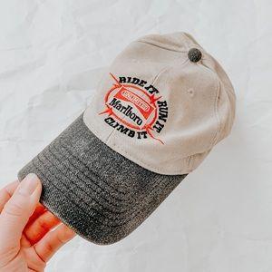 Marlboro Hat Ball Cap Vintage Hats